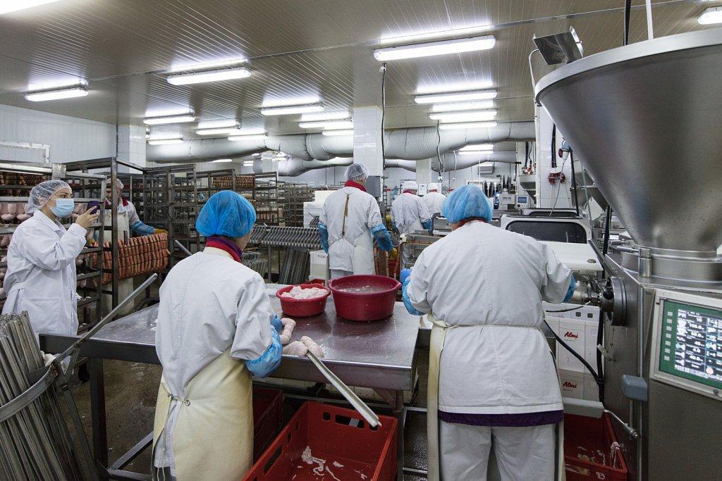 Экскурсия на завод «Ратимир»